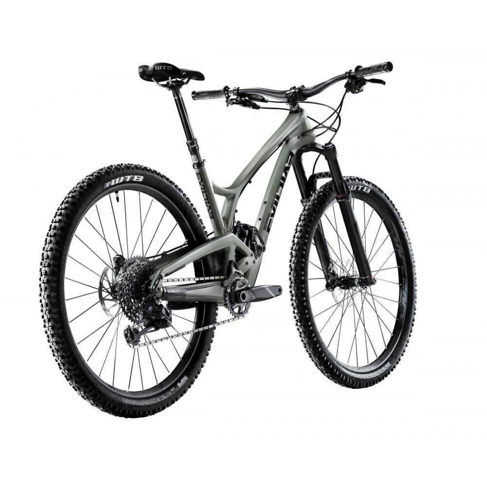 db324d43a Evil Following MB GX Eagle Full Sus Bike 2018 - Drunken Olive £5