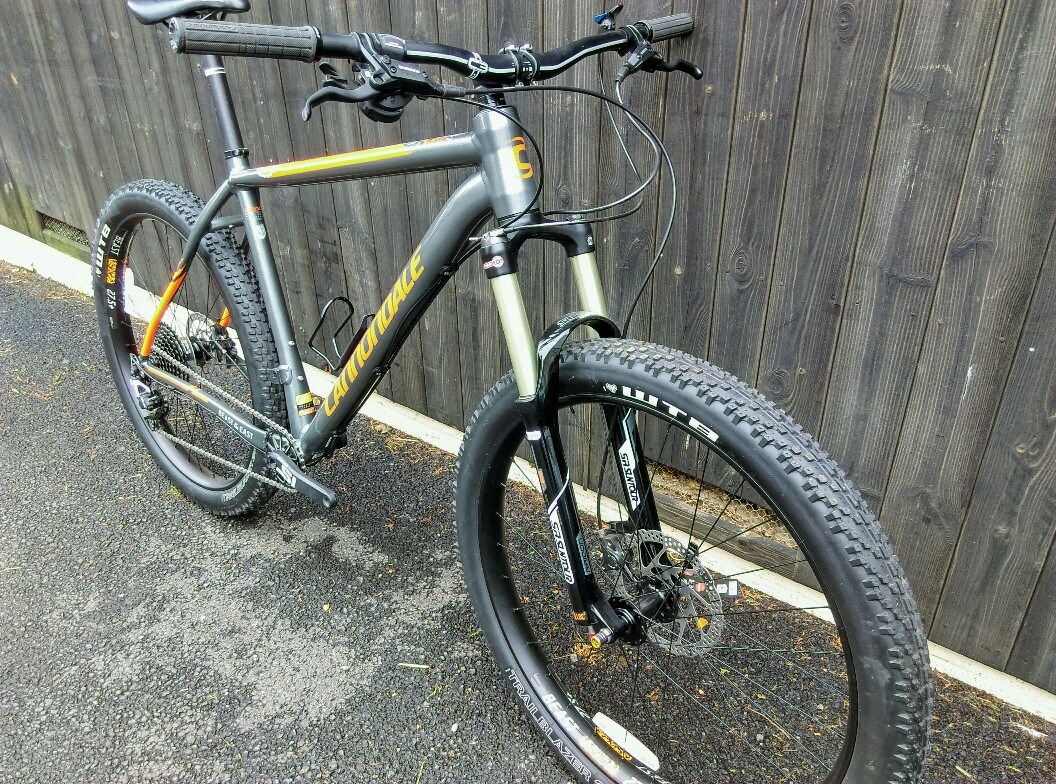 52a858c4a1c Cannondale Beast of the East 3 2017 MTB - XL EX DEMO / HIRE £1,199.99