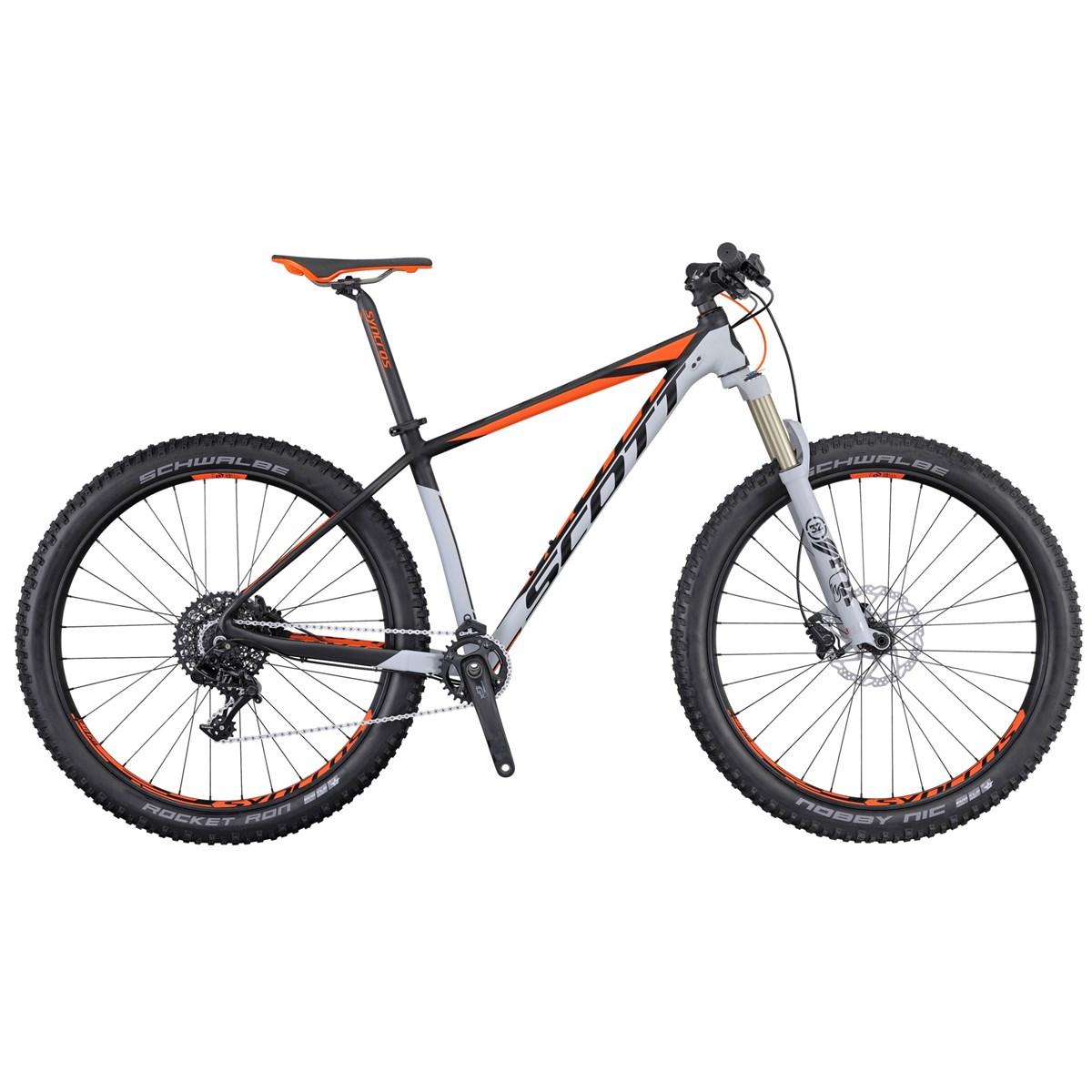 Scott Scale 710 Plus 2016 Hardtail Mountain Bike £1,899.00